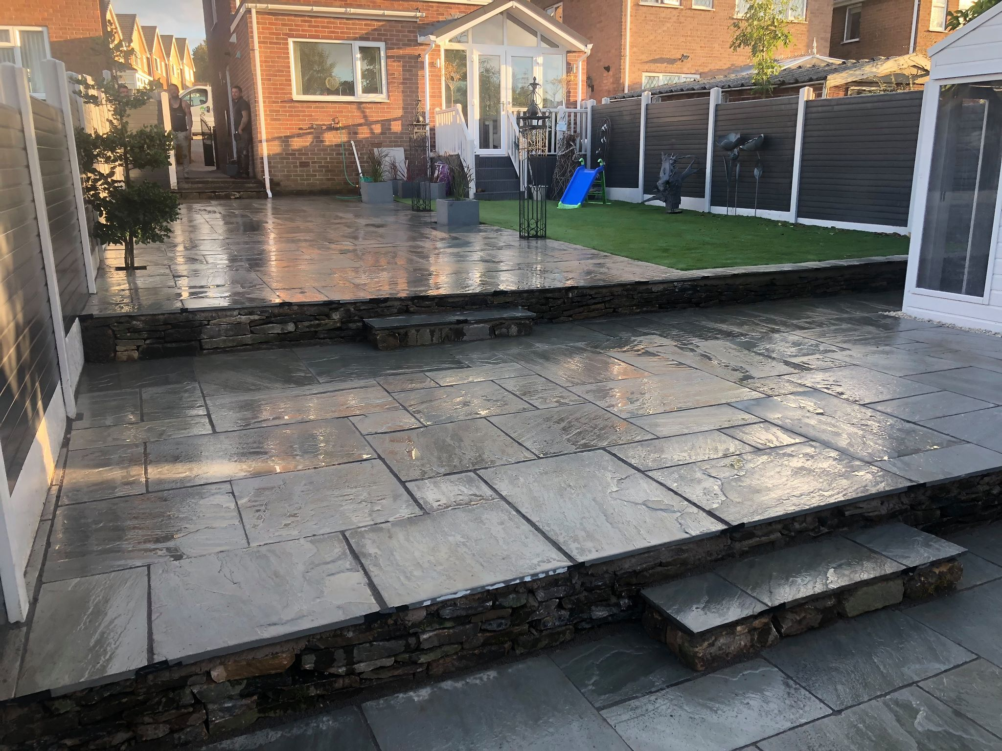 Landscaping in Chesterfield, Derbyshire and South Yorkshire
