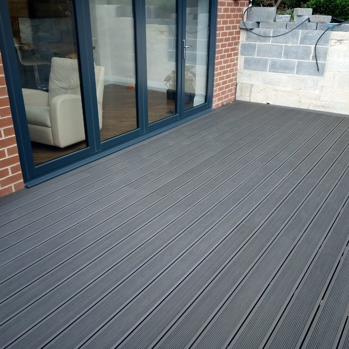 Composite Decking in Chesterfield